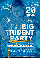 BIG STUDENT PARTY