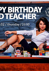 Happy Birthday Bad Teacher