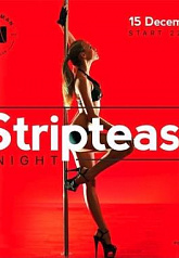 Striptease night
