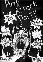 PUNK ATTACK PARTY