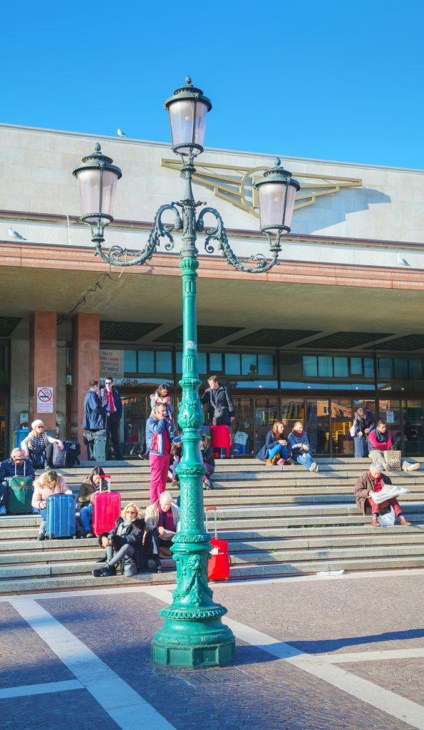 Вокзал Венеции