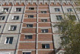 Пожар случился в жилом доме на улице Руднева