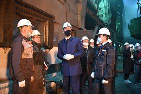 Губернатор Хабаровского края: «Амурсталь» войдет в кластер по производству строительных материалов