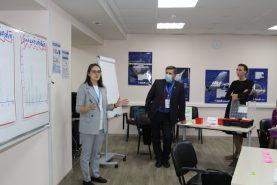 Деловую игру организовали для участников Общероссийского конгресса инженеров