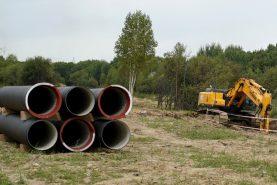 Хабаровские власти разорвали контракт с компанией, не справившейся со строительством водовода на Ореховую сопку