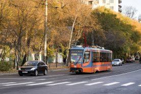 Девять трамваев доставят из Москвы в Хабаровск