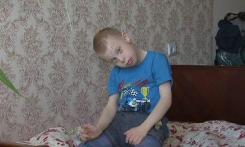 Егор Рева, 10 лет